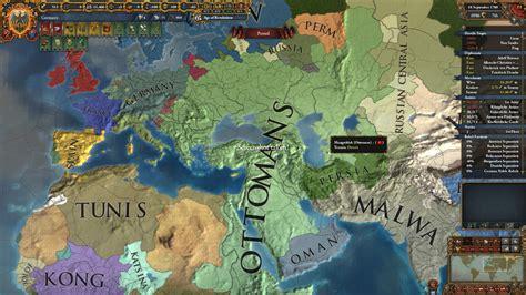 Ottomans Eu4 Overview For Czk 21