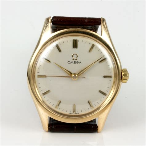Omega Sidney buy vintage gold omega from 1963 sold items sold