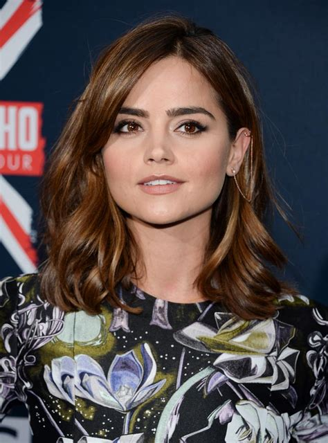 doctor who is jenna coleman bowing out during the
