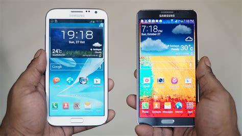 galaxy note 3 vs doodle 2 galaxy note 2 vs galaxy note 3 comparison worth the