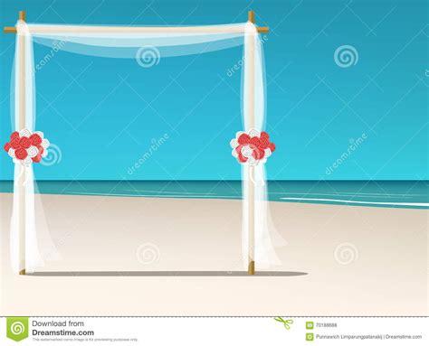 eps format wallpaper beach wedding wallpaper stock vector image of marry
