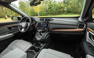 Interior Of Honda Pilot 2017 Honda Cr V Cars Exclusive Videos And Photos Updates