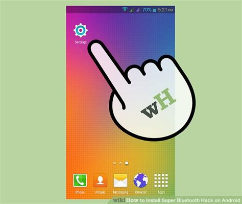 hack bluetooth apk how to install bluetooth hack on android with pictures