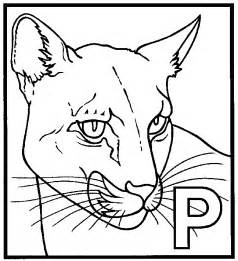 Panther Coloring Page Animals Town Animals Color Sheet Coloring Pages To Color L