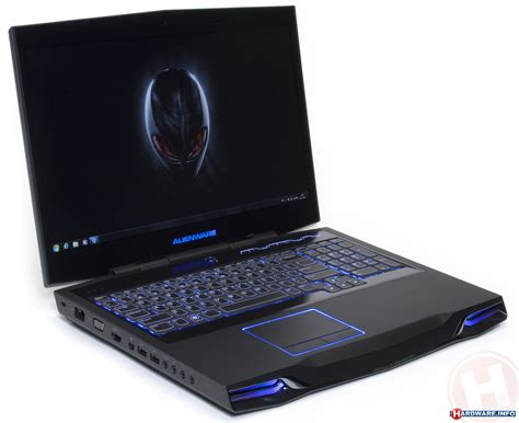 Laptop Dell Alienware M17x alienware m17x r3 een buitenaardse gaming laptop