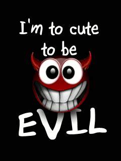 Wallpaper Cute Evil | download cute evil mobile wallpaper mobile toones