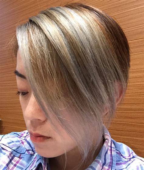 putting silver pravana over brown hair pravana vivids silver