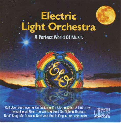 all the world sheet by electric light orchestra