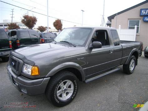 2004 Ford Ranger by 2004 Ford Ranger Edge Supercab 4x4 In Shadow Grey