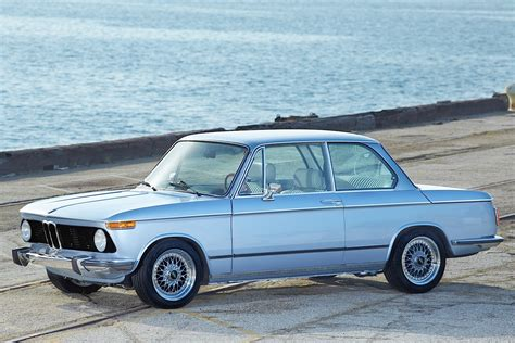 Clarion's 1974 BMW 2002 Up for Grabs at Barrett Jackson