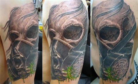 skull mask tattoo designs 50 best traditional samurai designs their meaning