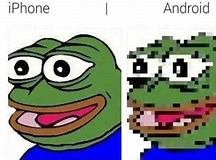 Image result for apple vs android memes