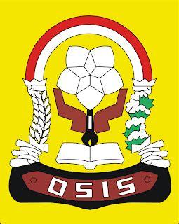 logo osis sma  smp kumpulan logo indonesia