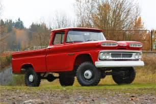 Chevrolet K10 1960 Chevrolet K10 Apache 4x4 161657