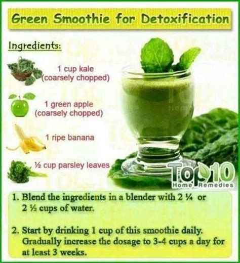 Detoxing Weight Loss Smoothies by Green Smoothie For Detox Juicing Smoothies