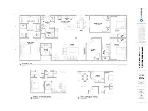 30 x 70 house plans