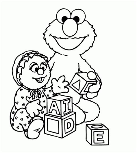 elmo coloring pages pdf elmo coloring pages for kids printable worksheets