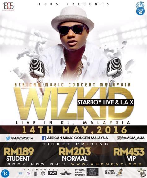#AMCM: Starboy Wizkid & L.A.X Live At African Music