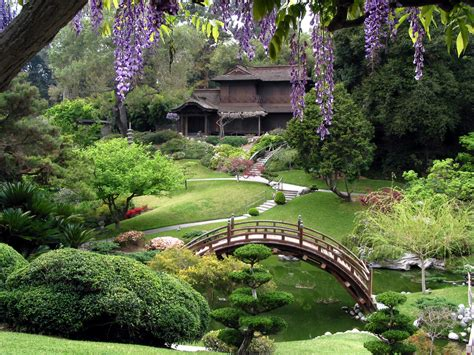 Botanical Gardens Library Japanese Garden The Huntington 171 S Garden Travel Buzz