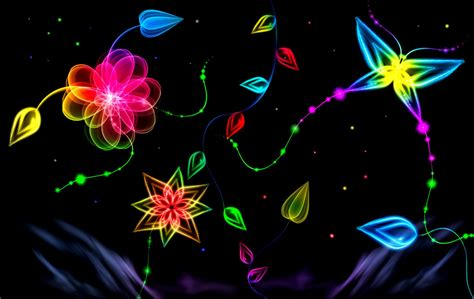 abstract wallpaper 1680x1050 neon abstract wallpaper hd wallpapers gallery