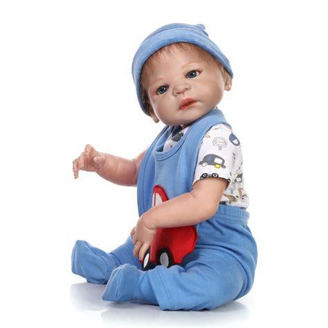 anatomically correct doll babies 57cm silicone reborn reborn dolls