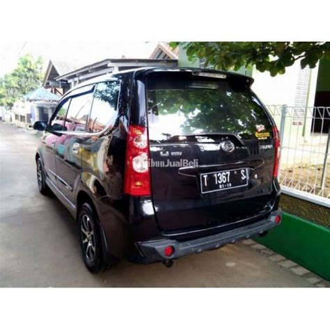 Tv Mobil Karawang mobil xenia li 2010 bekas tahun 2010 hitam metalik modifikasi siap pakai karawang dijual