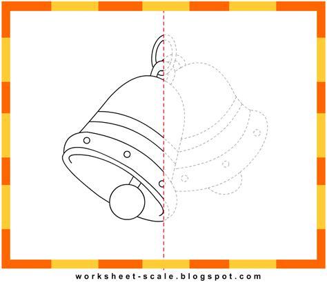 Drawing Printable Worksheets by Free Printable Drawing Worksheets For Bell Worksheet