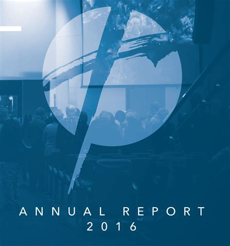 2016 Annual Report by 2016 Annual Report Living Alliance Church