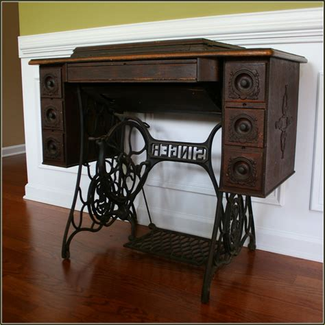 singer sewing machine cabinets and tables home design ideas