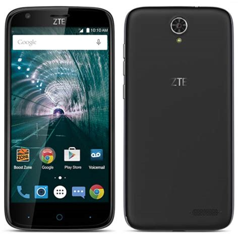 cheap boost mobile android phones zte warp 7 is now on sale via boost mobile priced only 100