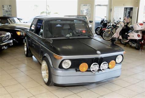 bmw 2002 alpina for sale 2740832 1976 bmw 2002 alpina style california car