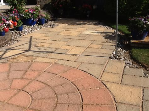 Grouting Patio Slabs by Northtonshire Tile Doctor Your Local Tile And