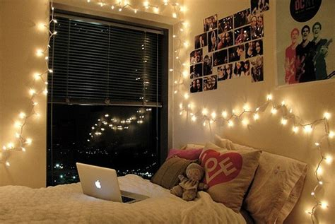 University Bedroom Ideas How To Decorate Your Dorm Room Rooms With Lights