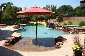 Swimming Pools Small Backyards Beach Entry Pools On Pinterest Beach Entry Pool Pools