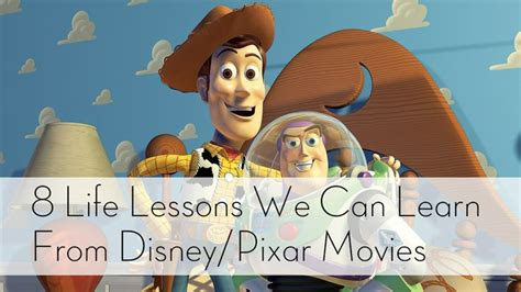 8 Lessons We Can Learn From Brad And Ange by 8 Lessons We Can Learn From Disney Pixar All