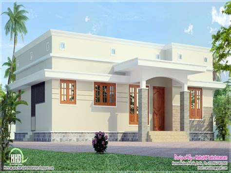 Single Floor Kerala Home Design Small House Plans Kerala Small House Plan In Kerala