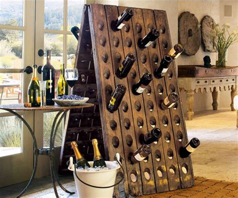 Kunst Und Kunsthandwerk Magazin Rack by 14 Diy Wine Racks Made Of Wood S Diy