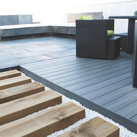 Terrasse Xtrem by Lame Fiberon Xtreme Terrasse En Bois Composite Deck Linea