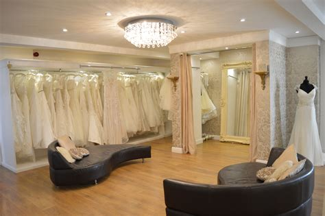 The Bridal Shop bridal shop in chester bespoke brides
