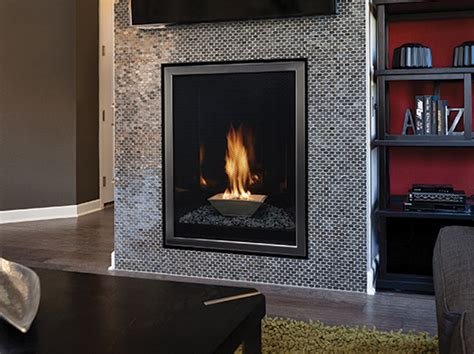 Portrait Fireplace by Portrait Style Fireplaces Direct Vent White Mountain