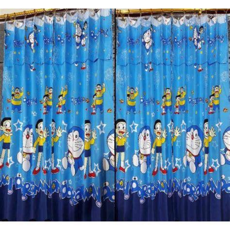Gorden Karakter Tayo gorden renda plisket karakter 3d doraemon shopee indonesia