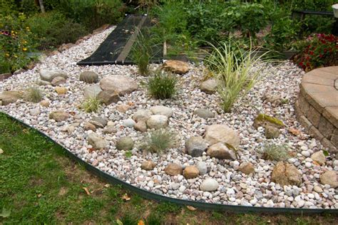 Gardening With Rocks Nature Bee New Rock Garden