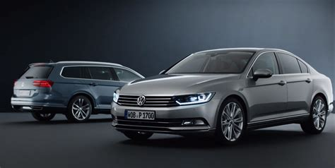 new volkswagen sedan all new volkswagen passat sedan and wagon design takes