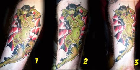 stages of a healing tattoo a healing process