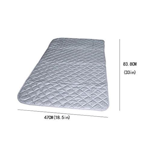 homila ironing mat portable ironing blanket double