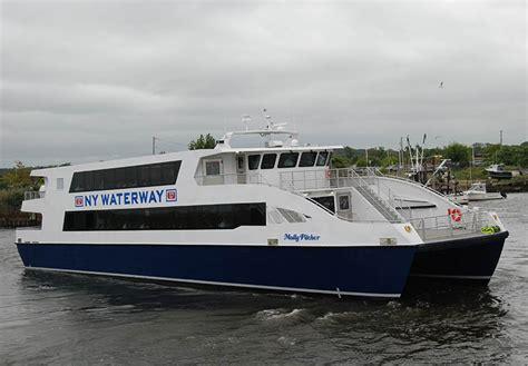 ny waterway boat show ny waterway celebrates 30 years amid ferry boom workboat