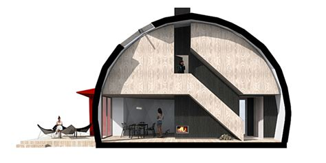 these environmentally friendly foldable dome homes are for