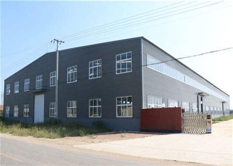 Light Steel Structure Affordable Metal Frame Homes