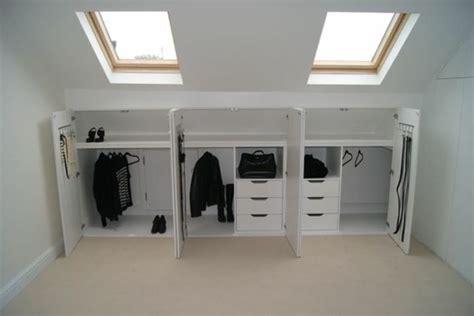 Dressing Sous Pente Ikea 521 by Meuble Rangement Comble Ll27 Jornalagora