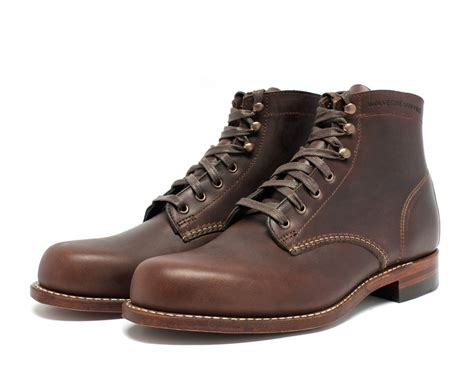 wolverine 1000 mile boot wolverine 1000 mile boot brown w05301 made in the usa ebay